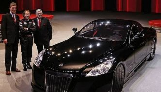 10 Most Expensive Cars in The World #2